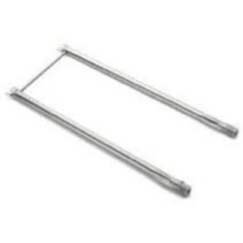 Weber Gas Grill Stainless Steel Burner Tube Set (Fits Spirit 50, Genesis Silver A)