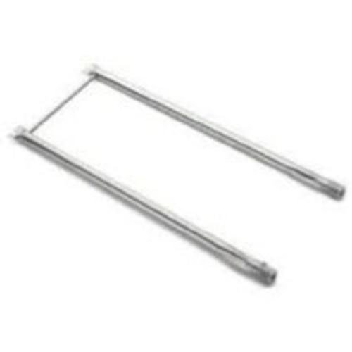 Weber Gas Grill Stainless Steel Burner Tube Set (Fits Spirit 50, Genesis Silver A)