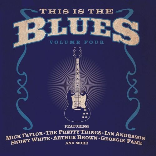 This Is the Blues, Vol. 4 [CD]