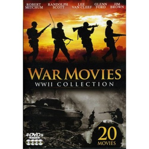 World War II Collection: 20 Classic Films (4 Disc Set ) (2009)
