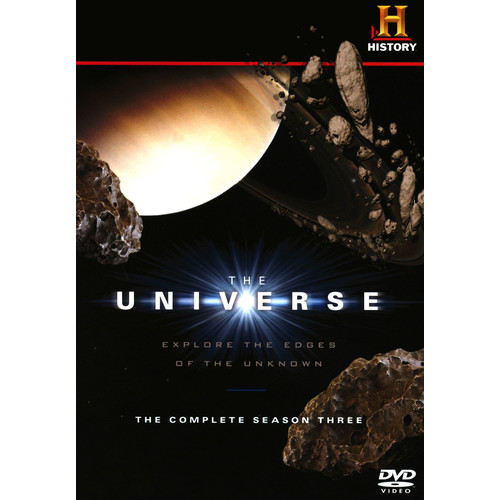 The Universe: The Complete Season Three [4 Discs] [DVD]