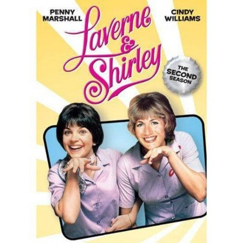 Laverne & shirley:Complete second sea (DVD)
