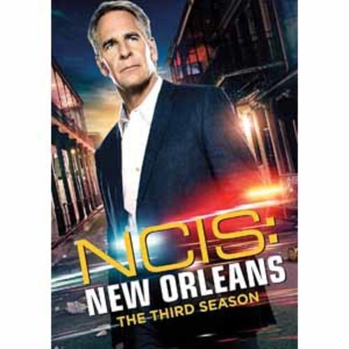 NCIS: New Orleans: The Third Season [DVD]