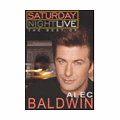 Saturday Night Live: The Best of Alec Baldwin DD2