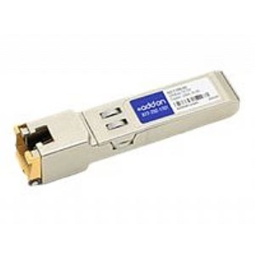 AddOn - SFP+ transceiver module - 10 Gigabit Ethernet - 10GBase-T - RJ-45 - up to 98 ft