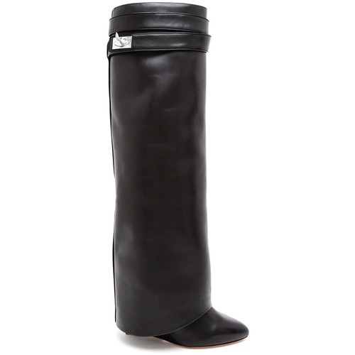 'Shark Tooth' boots