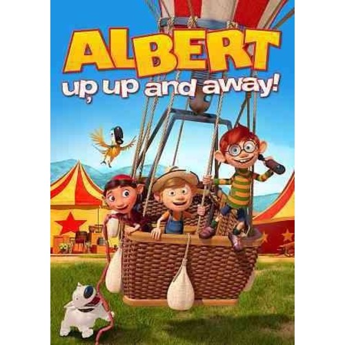 Albert: Up, Up And Away