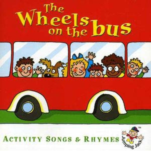 The Wheels on the Bus [Fast Forward] By The Various Artists (Audio CD)
