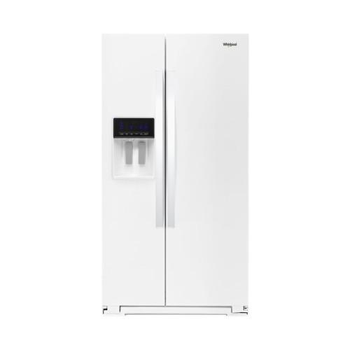 Whirlpool - 28.5 Cu. Ft. Refrigerator - White