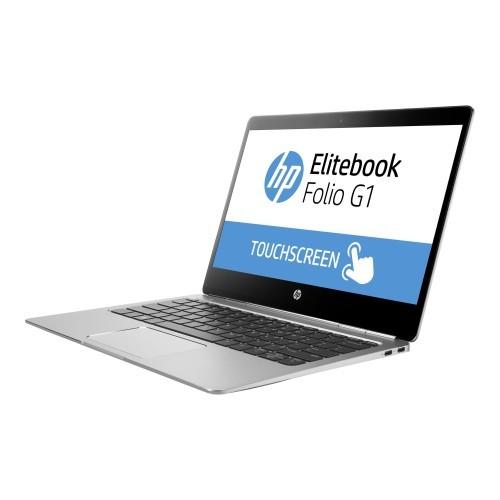 HP Inc. EliteBook Folio G1 - Core m5 6Y54 / 1.1 GHz - Win 10 Pro 64-bit - 8 GB RAM - 128 GB SSD - 12.5