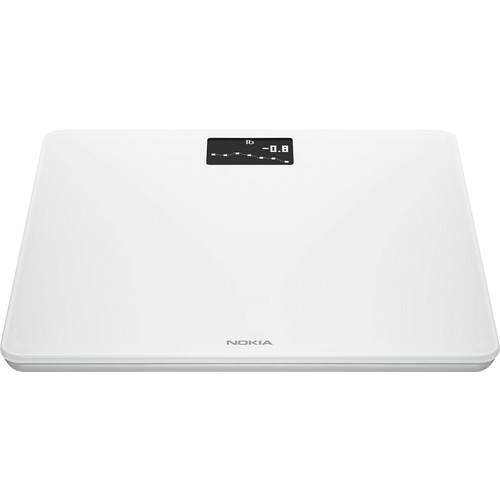 Nokia - Body BMI Wi-Fi Scale - White