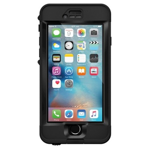 LifeProof - ND Protective Waterproof Case for Apple iPhone 6s Plus - Avalanche white