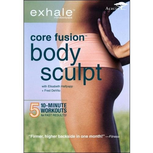 Exhale: Core Fusion Body Sculpt [DVD] [2008]