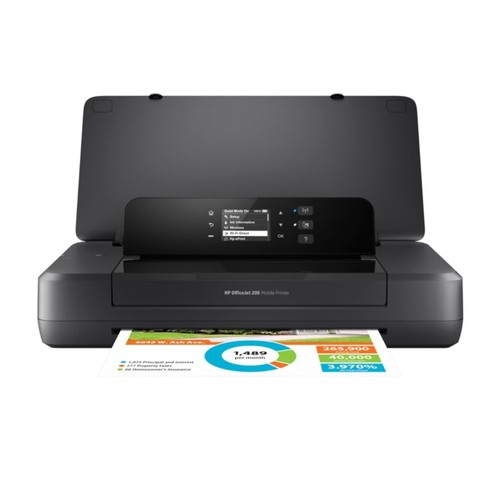 HP OfficeJet Pro 200 Wireless Color Mobile Inkjet Printer