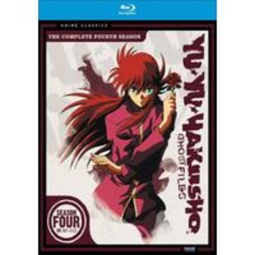 Yu Yu Hakusho: Season Four [3 Discs] [Blu-ray]