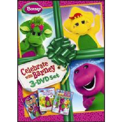 Barney: Celebrating Around The World (DVD)