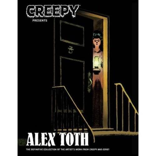 Creepy Presents Alex Toth (Hardcover)