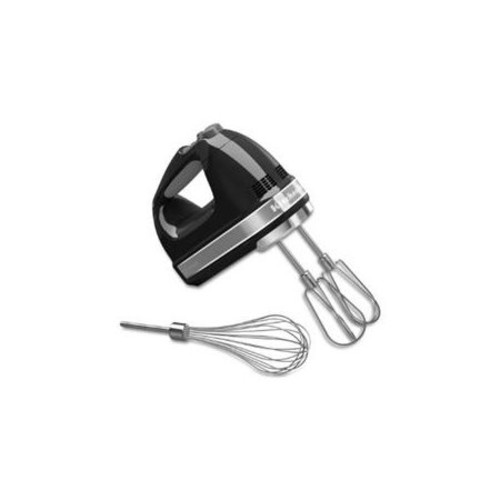 Kitchenaid 7 Speed White Hand Mixer