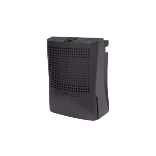 Soleus Air - 115-Pint Portable Dehumidifier - Black