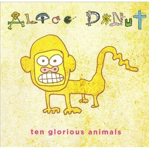 Ten Glorious Animals [LP] - VINYL