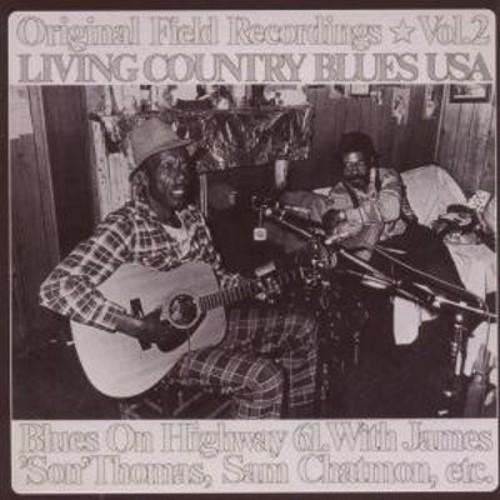 Living Country Blues USA, Vol. 2 [CD]