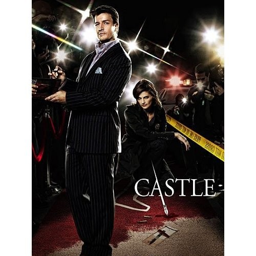 Castle: The Complete Second Season ( (DVD))