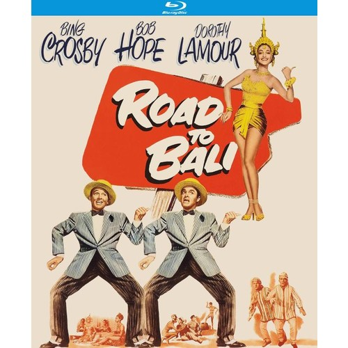 Road to Bali [Blu-ray] [1952]