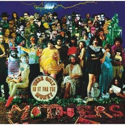 Frank Zappa - We're Only In It For The Money (Vinyl)