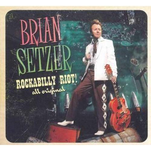Brian setzer - Rockabilly riot all original (CD)