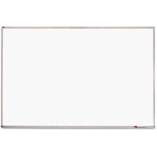 Quartet Dry Erase Board, Whiteboard / White Board, Magnetic, 4' x 8', Porcelain, Aluminum Frame (PPA408)