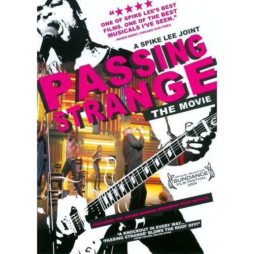 Passing Strange [DVD] [English] [2008]
