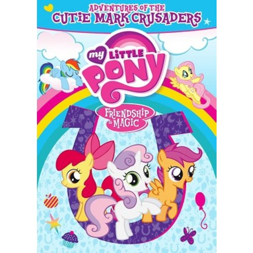 My Little Pony: Friendship Is Magic - Adventures of the Cutie Mark Crusaders