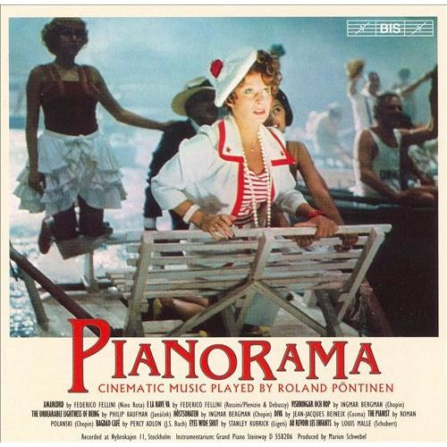 Pianorama: Cinematic Music - CD
