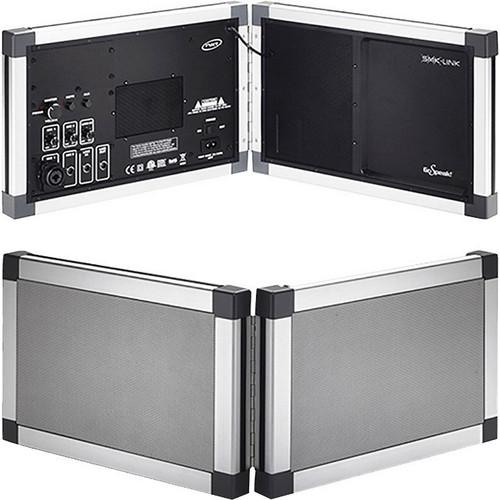SMK-Link GoSpeak! Pro Ultra-Portable Amplification System [Silver]