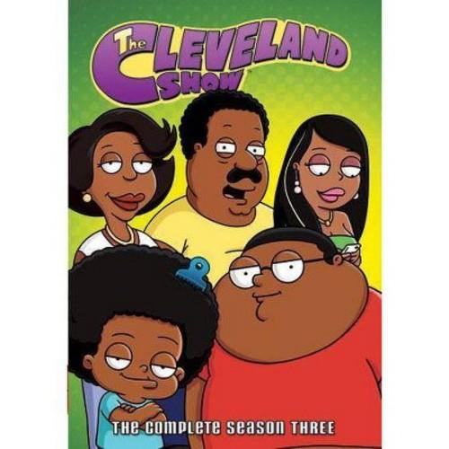 The Cleveland Show Season 3: Mike Henry, Sanaa Lathan, Kevin Michael Richardson, Regan Gomez, Jason Sudeikis, Seth MacFarlane, Richard Appel: Movies & TV
