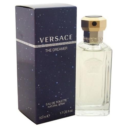Versace Dreamer Eau de Toilette Spray, 1.7 oz