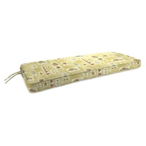 Boxed Edge Bench Cushion