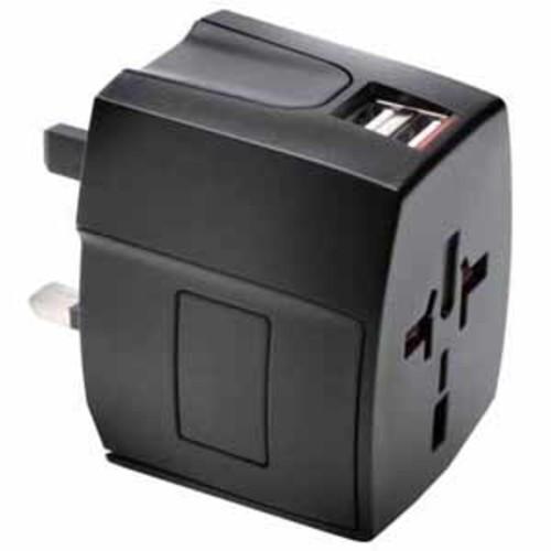 Kensington Travel Plug 2.4A Dual USB