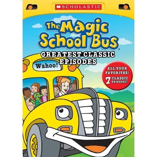The Magic School Bus: Greatest Original Episodes [DVD]