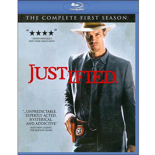Justified: Season 1 [Blu-ray]: Timothy Olyphant: Movies & TV