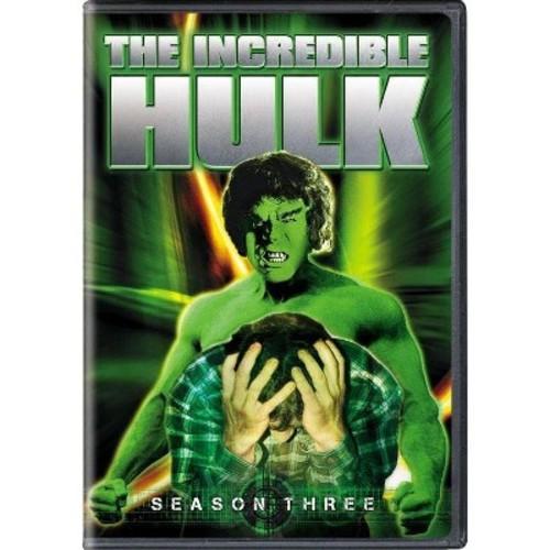 The Incredible Hulk: Season 3