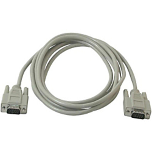 C2G 10ft Economy HD15 SVGA M/M Monitor Cable