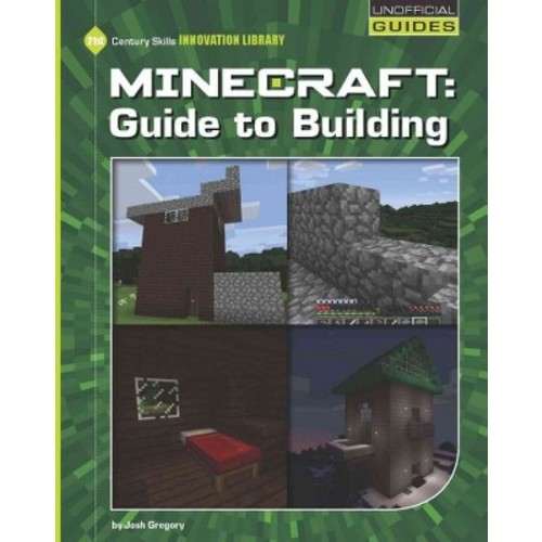 Minecraft Guide to Building (Paperback) (Josh Gregory)