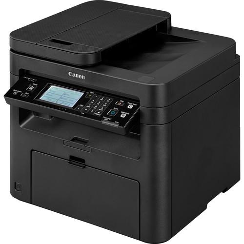 Canon imageCLASS MF236n Laser Multifunction Printer - Monochrome - Pl