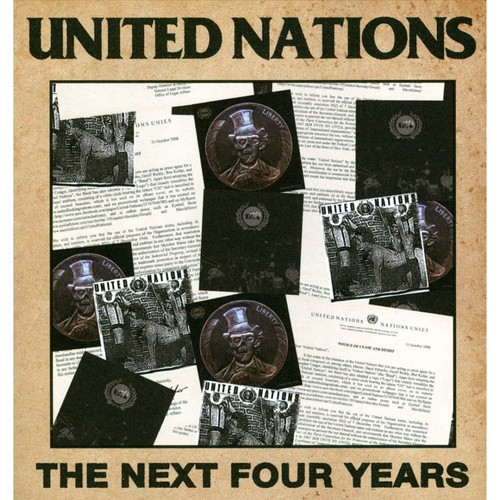 The Next Four Years [CD]