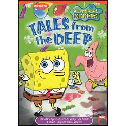 SpongeBob SquarePants : Tales From The Deep DVD