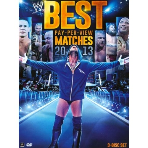 Best Of Pay-Per-View Matches 2013 (DVD)
