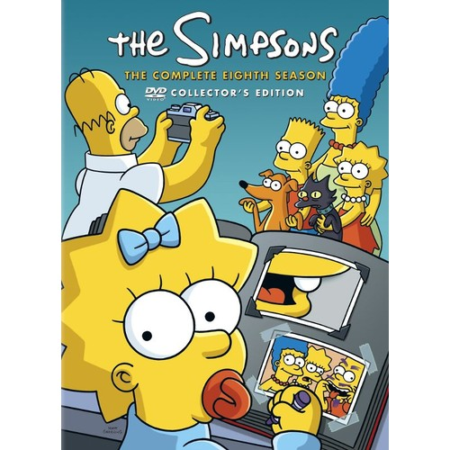 The Simpsons: The Complete Eighth Season [3 Discs] [DVD]