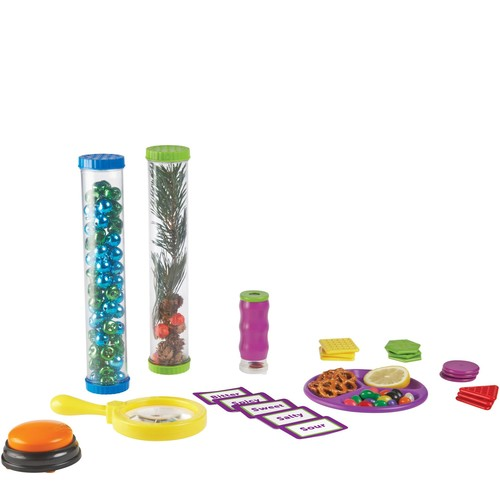 Learning Resources Five Senses Activity Set