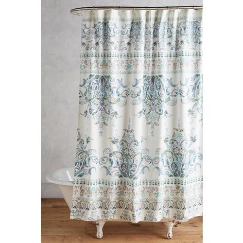 Florilla Shower Curtain [REGULAR]